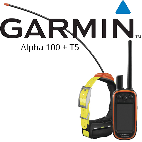 collier de repérage garmin